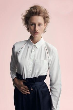 Haarmodel Sassoon