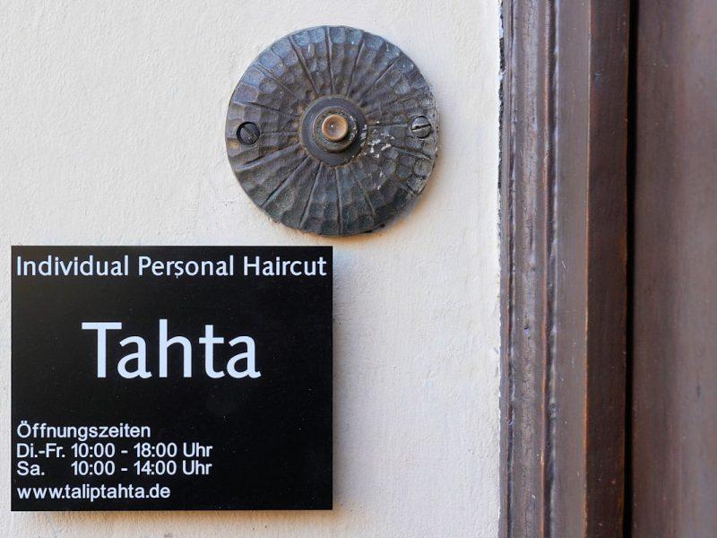 Individual Personal Haircut - Eingang